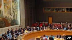대북제재를 논의 중인 유엔 안보리 (자료사진)