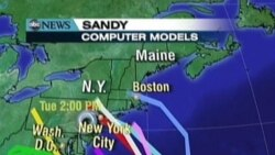 "Uragan ""Sendi"" preti istočnoj obali SAD"
