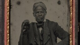 A portrait of Omar Ibn Said around the 1850s. (Photo courtesy of Yale University Library)