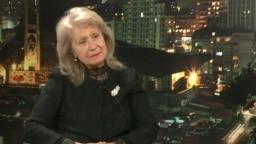 Ekaterina Trendafilova, predsednica Specijalizovanih veća Kosova