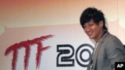 台北电视节代言人演员 何润东