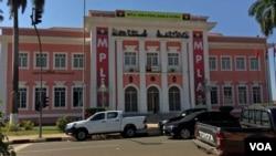 Sede do MPLA em Malanje