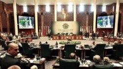 اسراییل می گوید از تصمیم وزیران امور خارجه اتحادیه عرب در باره مذاکرات صلح «راضی» است