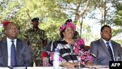 Новий президент Малаві Джойс Банда