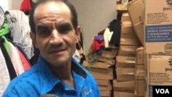 Karlos iz Hondurasa traži azil u SAD zbog nasilja bandi u njegovoj zemlji