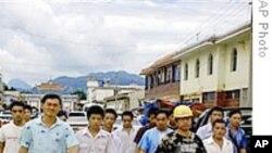 缅甸难民开始返家 不排除或爆发更多战事