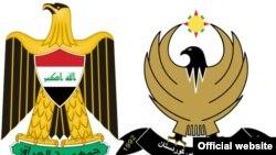 KRG and Iraq Logo