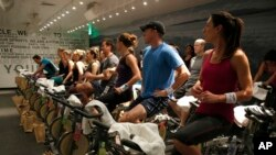 Researchers find short bursts of high-intensity exercise are as good as spending up to an hour riding a bike or running.