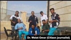 Dr. Welat û hevkarên wî li Kobanê ne