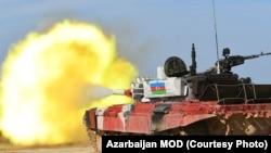 Azarbaijan forces