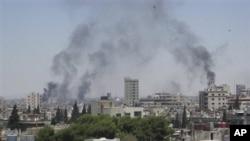 Sve intenzivniji napadi sirijskih vladinih snaga na Homs