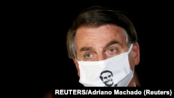ဘရာဇီးလ္သမၼတ Jair Bolsonaro