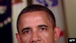 Tổng thống Hoa Kỳ Barack Obama trong bài diễn văn hàng tuần, ngày 18 tháng 6, 2011