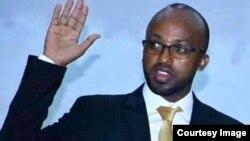 'Caffeen Oromiyaa 'Gaazexeessaa Mohaammed Adamoo' Hoji Gaggeessaa OBN Taasisee Muude
