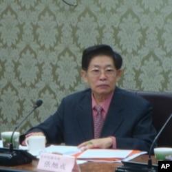 台湾政经战略研究文教基金会董事长张旭成