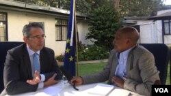 Ambassador Johan Borgstam EU Ambassador to Ethiopia