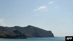 Vịnh Aden giữa Somalia và Yemen