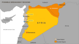 Origins of the Alawi and Kurds of Syria