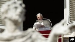 教宗對利比亞和巴基斯坦的暴力表示關切