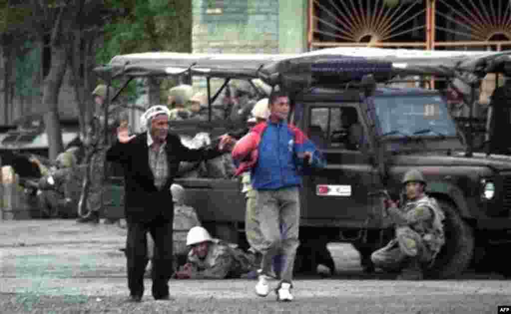 Andijon, 13-may, 2005