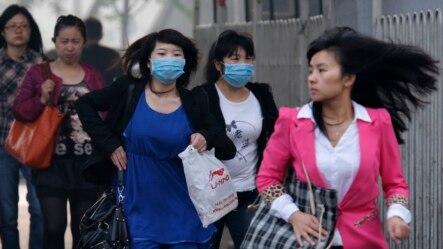 雾锁中华:中国的空气污染