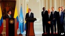 Es la primera vez en más de siete décadas de historia que el Consejo de Seguridad de las Naciones Unidas visita en pleno un país de América Latina.
