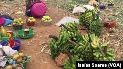Mercado informal do Zango, Malanje