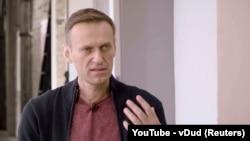 Alexei Navalny, opositor russo