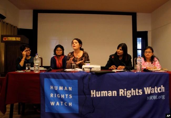 Rilis laporan oleh Human Rights Watch tentang pernikahan anak di Nepal