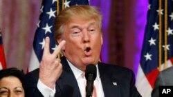 Ứn cử viên dẫn đầu của đảng Cộng hòa hiện nay - ông Donald Trump - nói sẽ không tham gia cuộc tranh luận ngày 21/3/2016.