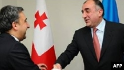 Azərbaycan və Gürcüstan Qars-Tbilisi-Bakı dəmir yolunu müzakirə edib