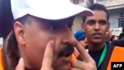 Спостерігач розповідає, що бачив снайпера у місті Дараа