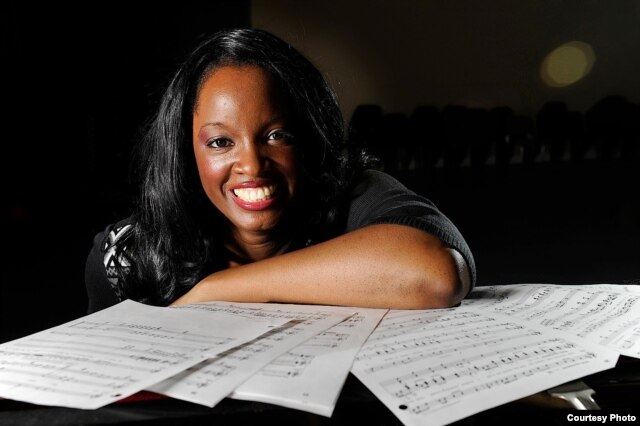 Nkeiru Okoye (Courtesy of American Opera Projects)