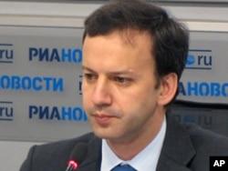 俄罗斯总统助理德沃尔科维奇