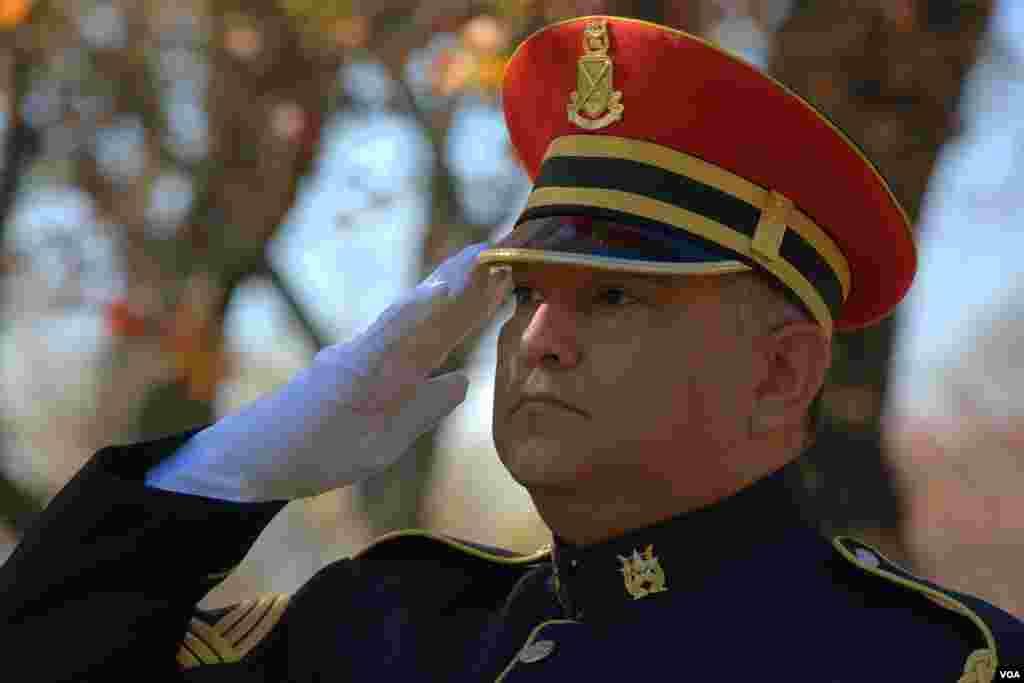 День ветеранов у «Стены»