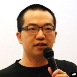 香港本土運動參與者陳景輝