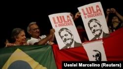 Apoiantes querem Lula n Presidência