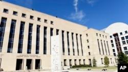 دادگاه در واشنگتن - عکس از آرشیو