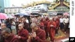 2 Years Later, Burmese Recall Their Saffron Revolution