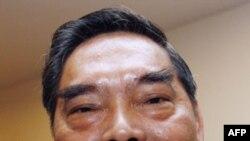 Bộ trưởng Bộ Công an Việt Nam Lê Hồng Anh