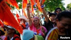 Thailand's Beleaguered Government
