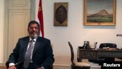 Tân Tổng thống Ai Cập Mohamed Morsi