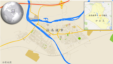 伊拉克中部城市拉马迪 (谷歌地图)