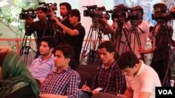 خشونت در برابر خبرنگاران