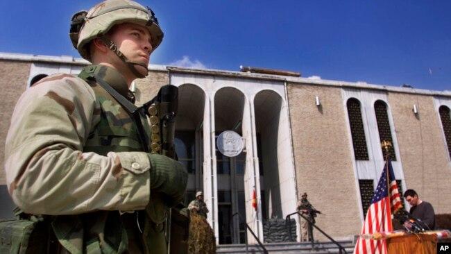 سفارت ایالات متحده در کابل