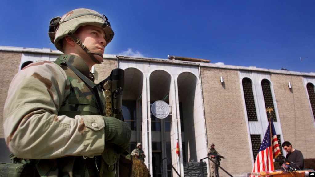 Pushohen për drogë 6 punonjës të ambasadës amerikane në Kabul