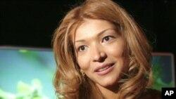 د ازبکستان د ولسمشر لور گلناره کریموا