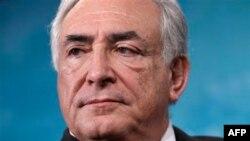 Izvršni direktor MMF-a Dominik Štraus- Kan