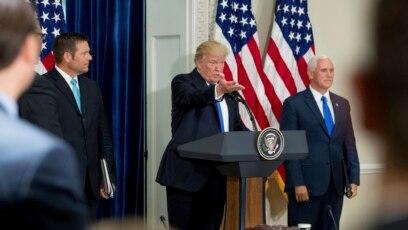 Трамп  На цю виборчу комісію покладено священний обов язок. Відео e0adbee5833c3