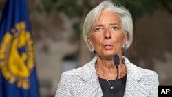 Direktur IMF Christine Lagarde diselidiki dalam kasus korupsi sewaktu ia menjabat Menkeu di Perancis (foto: dok).